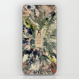 Twenty Twenty iPhone Skin