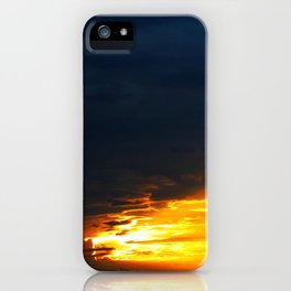 Dusk and Dawn iPhone Case