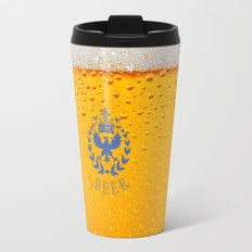 Sparkling Zuno Beer 01 Travel Mug