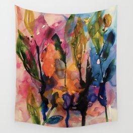 evening garden Wall Tapestry