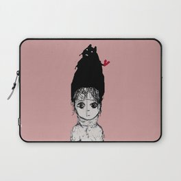 A Day of Pink Sun Laptop Sleeve