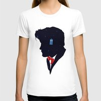 dr who T-shirts featuring Dr Who - Geronimo by Duke Dastardly