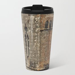 Mont St. Michel - Square Tower - Brittany France Travel Mug