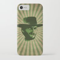 clint barton iPhone & iPod Cases featuring Clint by Durro