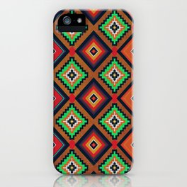 Indi-abstract#04 iPhone Case