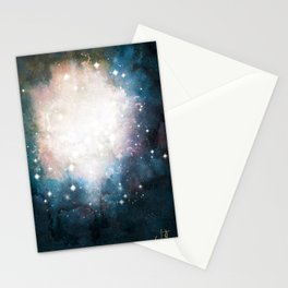 Neutron Collapse Stationery Cards