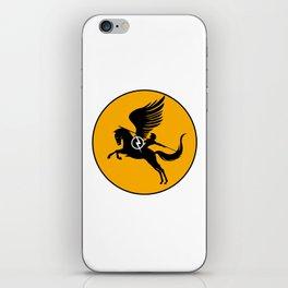Pegasus iPhone Skin