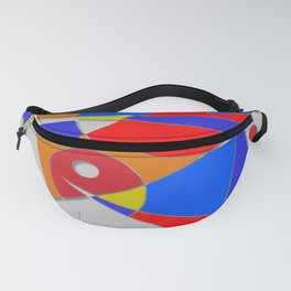 Abstract #89 Fanny Pack