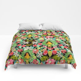 Tropical Paradise Comforters