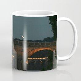 Bridges of Rome in the Evening Coffee Mug