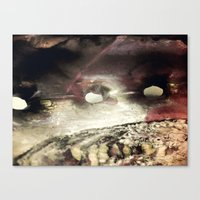 shell Canvas Prints featuring Shell by SteeleCat