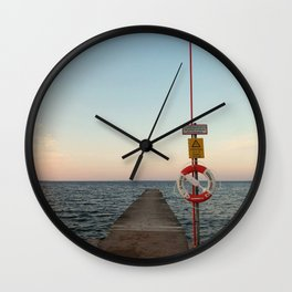 Freedom (no words) Wall Clock