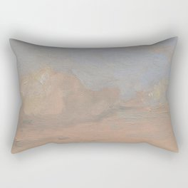 Sunset Painting Rectangular Pillow