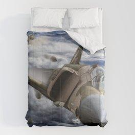 Mig at six !!! Brake left !!! Comforters