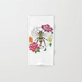 Honey (color) Hand & Bath Towel