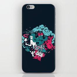 Rêve marin iPhone Skin
