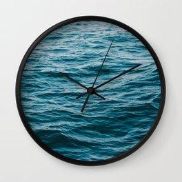 Ocean Waters Wall Clock