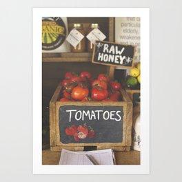 tom tom  Art Print