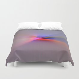 Diffused Reflection Duvet Cover