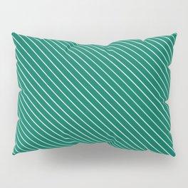 Lush Meadow Stripe Pillow Sham