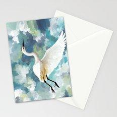 Florida Egret Stationery Cards