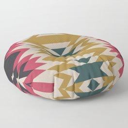 Bohemian Style Geometric Pattern Floor Pillow