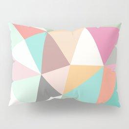 Ice Cream Tris Pillow Sham