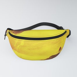 This volcano is mine Fanny Pack