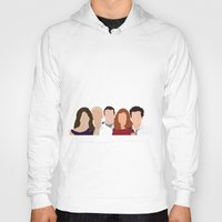 himym Hoodies featuring How I Met Your Mother by Rosaura Grant