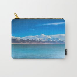 blue landscape #society6 #decor #buyart Carry-All Pouch