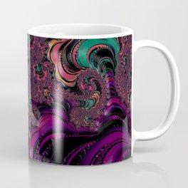 Funky Fractal Coffee Mug