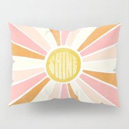 sundial shine Pillow Sham