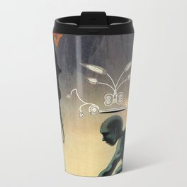 Trojan Horse Metal Travel Mug
