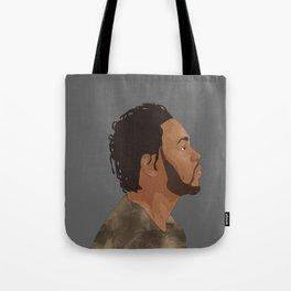 Kendrick Lamar, Gray Tote Bag