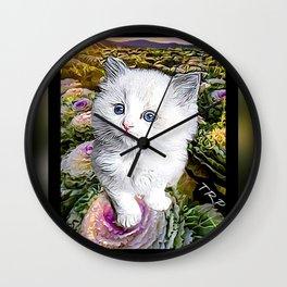 Cat Models 01: Tiny 01 Wall Clock