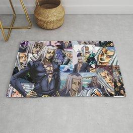 Abbacchio Collage Rug