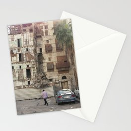Sunset on The Rubble! Stationery Cards