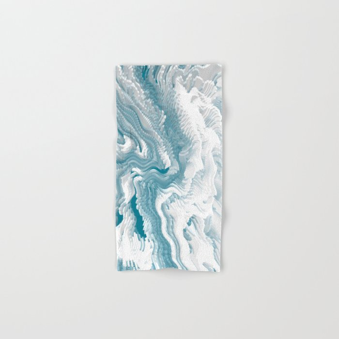 Abstract pattern 222 Hand & Bath Towel
