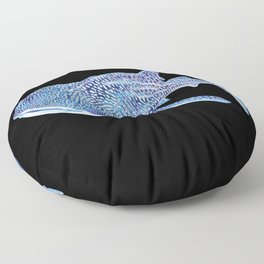 Whale shark Floor Pillow