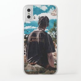 Astroworld 2019 Clear iPhone Case