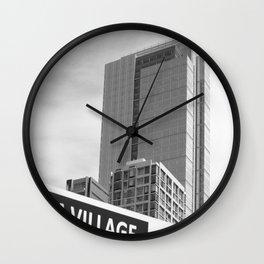 Naughty Wall Clock