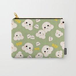 Cute Kawaii Popcorn pattern Carry-All Pouch