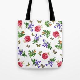 Botanical Mix Tote Bag
