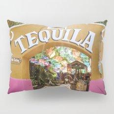 Tequila Tasting Pillow Sham