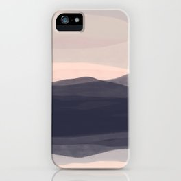 Hill reflections iPhone Case