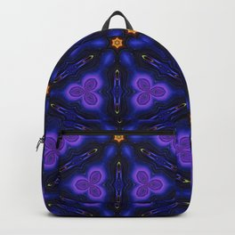 Cosmic Dreams seamless pattern Backpack