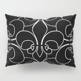 Fleur de lis ...Five Reversed Pillow Sham