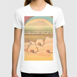 Beached Labyrinth T-shirt