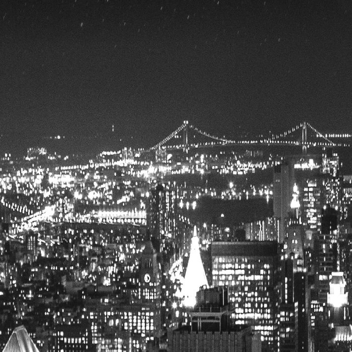 New York Under the Moon Leggings