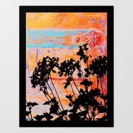 Lunn Series 1 of 4 Art Print